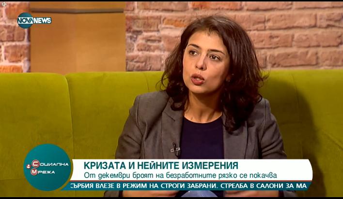 Ваня Григорова: Подмяната на Кодекса на труда е абсолютно ненужна